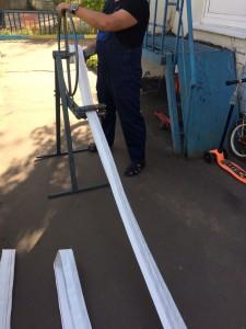 Проверка пожарного гидранта на водоотдачу