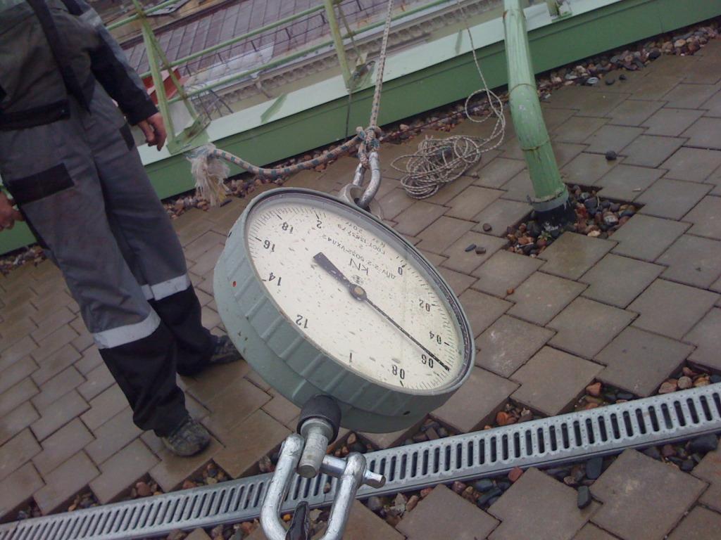акт испытания наружных пожарных лестниц образец