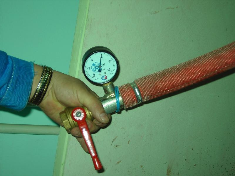 акт проверки внутреннего противопожарного водопровода образец 2015